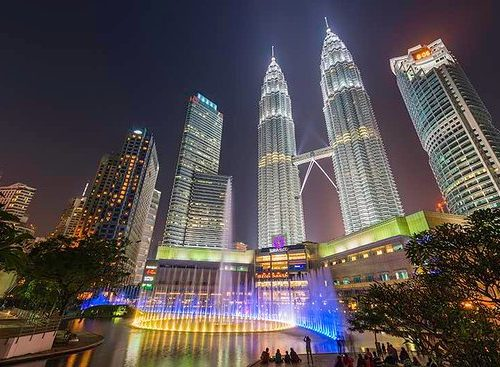 kuala lumpur petronas 500x367 - What Is The Best Place to Stay in Kuala Lumpur