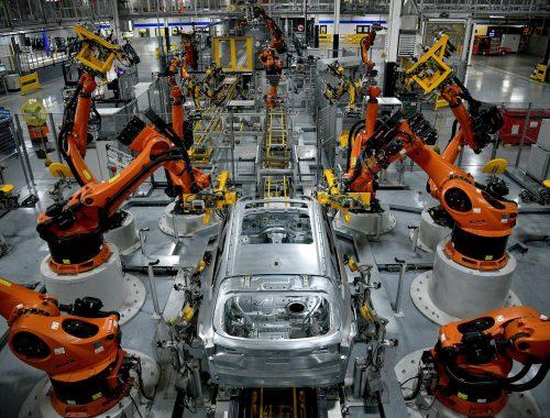 large CNC machining Johor